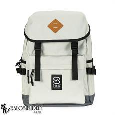 Balo Laptop Sonoz Le Filet Blanc0617