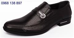 MS 84: Giày nam công sở khóa 015