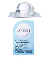 Mặt Nạ Ngủ White Plus Renew Capsule Sleeping Pack Laneige 3ml