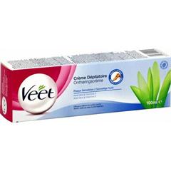 Kem Tẩy Lông Veet Crema Depilatoria 100ml