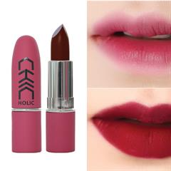 Son Chicholic Hồng Vỏ Nhôm Cooling Sensation With Matte Lipstick
