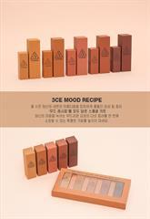 Set 5 Son Mini 3CE mood Recipe Matte Lip Color