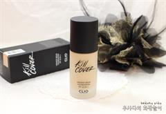 Kem Nền Clio Kill Cover Highest Wear Foundation SPF50 Pa+++