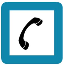 Biển báo Điện thoại (biển báo 430)