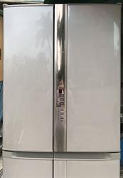 Tủ lạnh nội địa HITACHI R-SF52BM ,517LIT ,hút chân không