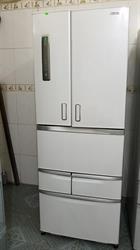 Tủ lạnh nội địa TOSHIBA GR-D55F 548L,cửa từ,picoion 2011