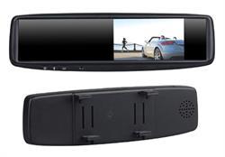 G450B - Màn hình trên gương chiếu hậu
