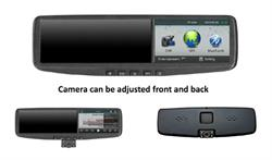 DVR G450GA, Camera / GPS  - Camera hành trình hộp đen ôtô - Gương chiếu hậu