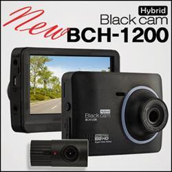 BlackCam Hybrid BCH1200 FullHD, 2CH, 16G (FullHD, 2CH, Option GPS)