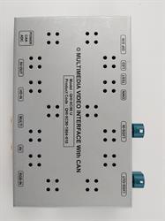 Interface Volvo XC40 XC60 XC90