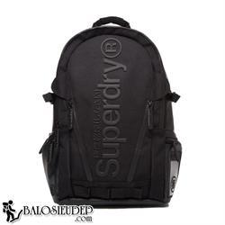 Balo Thời Trang Superdry Classic Tarpaulin Backpack màu đen