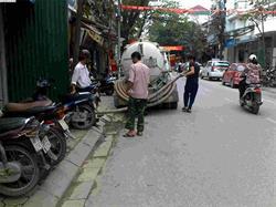 Hút bể phốt tại huyện Xuân Trường