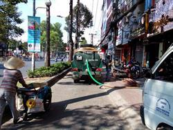 Hút bể phốt tại Thành Phố Ninh Bình