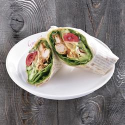 Thịt gà cuốn | Chicken Wrap
