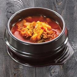 Canh Kim Chi   Kim Chi Soup