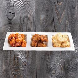Combo gà 3 vị | Triple Chicken