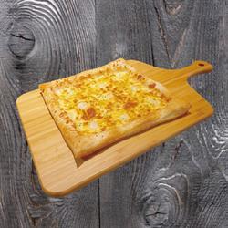 Pizza mứt thanh yên