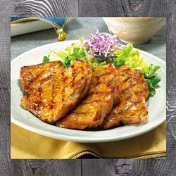 Gà nướng tẩm gia vị / Grilled chicken