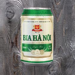 Bia Hà Nội (lon) | Hanoi Beer (can)
