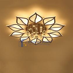 Đèn ốp trần Pha Lê OPLADY07-10
