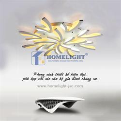 Đèn mâm ốp trần Led OP3M21-L - Homelight