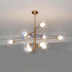 Đèn chùm phòng khách hiện đại LADY012 - Homelight