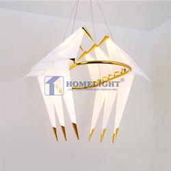 Đèn chùm phòng khách hiện đại LADY015-6 - Homelight