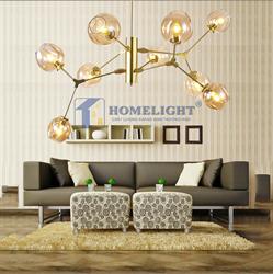Đèn chùm phòng khách LADY020 - Homelight