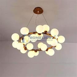Đèn chùm phòng khách LADY027 - Homelight