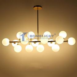 Đèn thả bàn ăn hiện đại LADY028 - Homelight