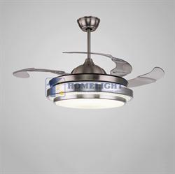 Quạt trần đèn hiện đại HL-Y36-5010BN - Homelight Jsc