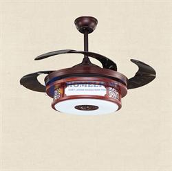 Quạt trần đèn hiện đại HL-Y36-5030RW - Homelight Jsc