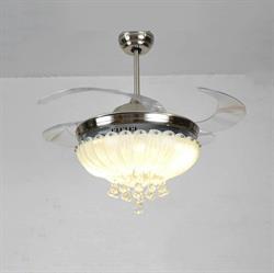 Quạt trần đèn hiện đại HL-Y42-9080BN - Homelight Jsc
