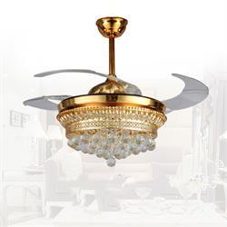 Quạt trần đèn hiện đại HL-Y42-9790GU - Homelight Jsc