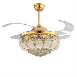 Quạt trần đèn hiện đại HL-Y42-9970GU - Homelight Jsc