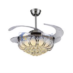 Quạt trần đèn hiện đại HL-Y52-9811BN - Homelight Jsc