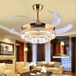Quạt trần đèn hiện đại HL-Y52-9751FG - Homelight Jsc