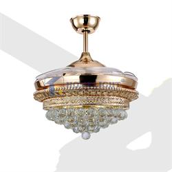 Quạt trần đèn hiện đại HL-Y52-9791GU - Homelight Jsc