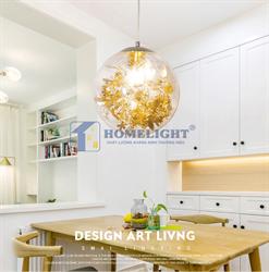 Đèn thả bàn ăn hiện đại DTM002 - Homelight