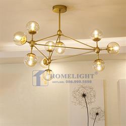 Đèn chùm phòng khách hiện đại LADY014 - Homelight