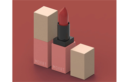 MOART VELVET LIPSTICK - R3 DRY ROSE