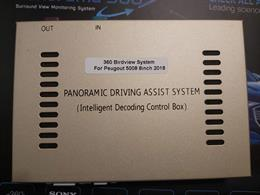 PANORAMA360 AVM-220 - PEUGEOT 3008 5008 Camera 360 độ