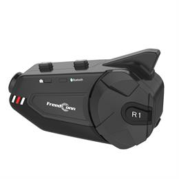 FreedConn R1-PLUS WiFi 1080P Recorder & 5.0 Bluetooth 6-Rider 1000M Group Intercom