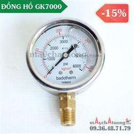 Đồng hồ áp GK7000
