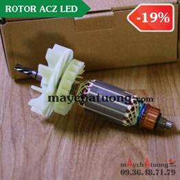 Rotor máy chà tường acz led
