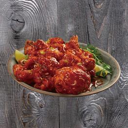 Gà sốt sườn cay nóng / Wang Galbi Chicken