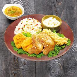 Cơm gà BB set 3/ BB lunch set 3