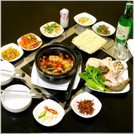 Lẩu Hàn Quốc