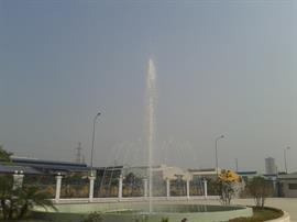 Đài phun nước Bitis Miền Bắc