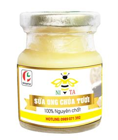 Sữa ong chúa tươi Nita lọ 100 gam